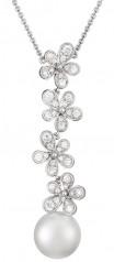 Mikimoto » Jewellery » Milano Daisy » MPE 10006 NDXW