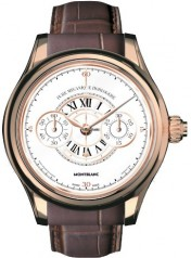 Montblanc » Collection Villeret 1858 » Grande Chronographe Email Grand Feu » 103849