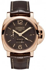 Officine Panerai » Luminor » 8 Days GMT 44 mm » PAM00576