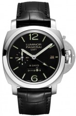 Officine Panerai » Luminor » 8 Days GMT 44 mm » PAM00233