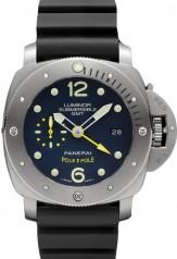 Officine Panerai » Submersible » 1950 3 Days GMT Automatic Titanio » PAM00719