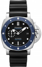 Officine Panerai » Submersible » Azzurro 42 mm Limited Edition » PAM01209