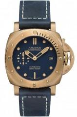 Officine Panerai » Submersible » Bronzo Blu Abisso » PAM01074