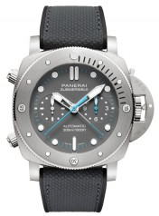 Officine Panerai » Submersible » Chrono Flyback Jimmy Chin Edition » PAM01207