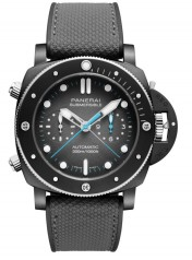 Officine Panerai » Submersible » Chrono Flyback Jimmy Chin Edition » PAM01208