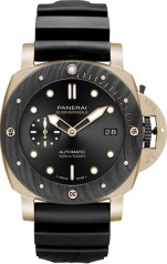 Officine Panerai » Submersible » Goldtech Orocarbo 44 mm » PAM01070
