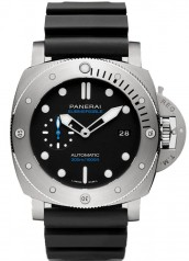 Officine Panerai » Submersible » Submersible 3 Days Automatic Titanio » PAM01305