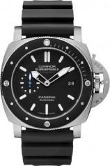 Officine Panerai » Submersible » Submersible Amagnetic 3 Days Automatic Titanio » PAM01389