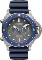 Officine Panerai » Submersible » Chrono Guillaume Nery Edition » PAM 00982