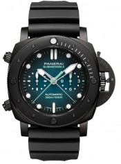 Officine Panerai » Submersible » Chrono Guillaume Nery Edition » PAM 00983