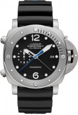 Officine Panerai » Submersible » Flyback Titanio » PAM 00614