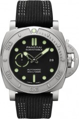 Officine Panerai » Submersible » Mike Horn Edition 47 mm » PAM00984