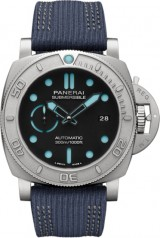 Officine Panerai » Submersible » Mike Horn Edition 47 mm » PAM00985