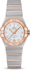 Omega » Constellation » Co-Aaxial Master Chronometer 27 mm » 127.20.27.20.52.001