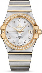 Omega » Constellation » Co-Axial 35 mm » 123.25.35.20.52.002