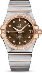Omega » Constellation » Co-Axial 35 mm » 123.25.35.20.63.001
