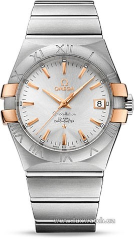 Omega » Constellation » Co-Axial 35 mm » 123.20.35.20.02.003