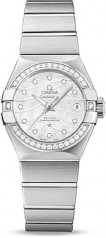 Omega » Constellation » Co-Axial Automatic Date 27 mm » 123.15.27.20.55.002
