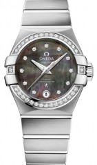 Omega » Constellation » Co-Axial Automatic Date 27 mm » 123.15.27.20.57.003