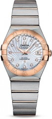 Omega » Constellation » Co-Axial Automatic Date 27 mm » 123.20.27.20.55.001