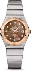 Omega » Constellation » Co-Axial Automatic Date 27 mm » 123.20.27.20.57.001