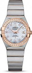 Omega » Constellation » Co-Axial Automatic Date 27 mm » 123.25.27.20.55.001