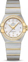 Omega » Constellation » Co-Axial Automatic Date 27 mm » 123.25.27.20.55.007