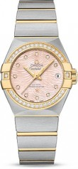 Omega » Constellation » Co-Axial Automatic Date 27 mm » 123.25.27.20.57.005