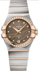 Omega » Constellation » Co-Axial Automatic Date 27 mm » 123.25.27.20.63.001
