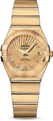 Omega » Constellation » Co-Axial Automatic Date 27 mm » 123.50.27.20.58.001