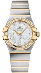 Omega » Constellation » Co-Axial Automatic Date 27 mm » 127.25.27.20.55.002