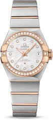 Omega » Constellation » Co-Axial Automatic Date 27 mm » 123.25.27.20.55.005