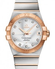Omega » Constellation » Co-Axial Chronometer 38 mm » 123.20.38.21.52.001