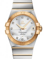 Omega » Constellation » Co-Axial Chronometer 38 mm » 123.20.38.21.52.002