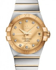 Omega » Constellation » Co-Axial Chronometer 38 mm » 123.20.38.21.58.001