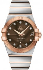 Omega » Constellation » Co-Axial Chronometer 38 mm » 123.20.38.21.63.001
