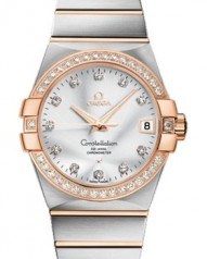 Omega » Constellation » Co-Axial Chronometer 38 mm » 123.25.38.21.52.001