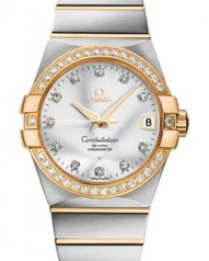 Omega » Constellation » Co-Axial Chronometer 38 mm » 123.25.38.21.52.002