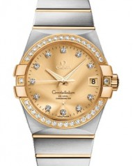 Omega » Constellation » Co-Axial Chronometer 38 mm » 123.25.38.21.58.001