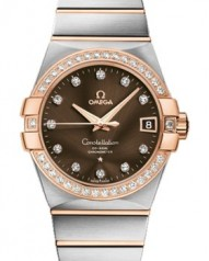 Omega » Constellation » Co-Axial Chronometer 38 mm » 123.25.38.21.63.001