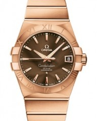 Omega » Constellation » Co-Axial Chronometer 38 mm » 123.50.38.21.13.001