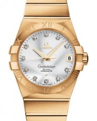 Omega » Constellation » Co-Axial Chronometer 38 mm » 123.50.38.21.52.002