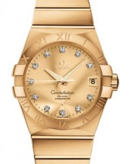 Omega » Constellation » Co-Axial Chronometer 38 mm » 123.50.38.21.58.001