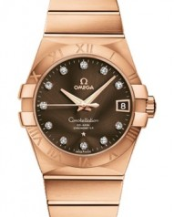 Omega » Constellation » Co-Axial Chronometer 38 mm » 123.50.38.21.63.001