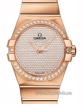 Omega » Constellation » Co-Axial Chronometer 38 mm » 123.55.38.20.99.004