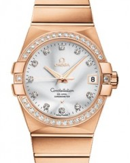 Omega » Constellation » Co-Axial Chronometer 38 mm » 123.55.38.21.52.001