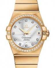 Omega » Constellation » Co-Axial Chronometer 38 mm » 123.55.38.21.52.002