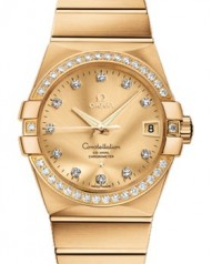 Omega » Constellation » Co-Axial Chronometer 38 mm » 123.55.38.21.58.001