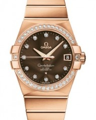 Omega » Constellation » Co-Axial Chronometer 38 mm » 123.55.38.21.63.001