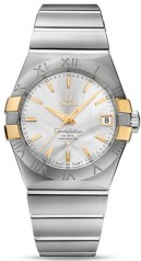 Omega » Constellation » Co-Axial Chronometer 38 mm » 123.20.38.21.02.005